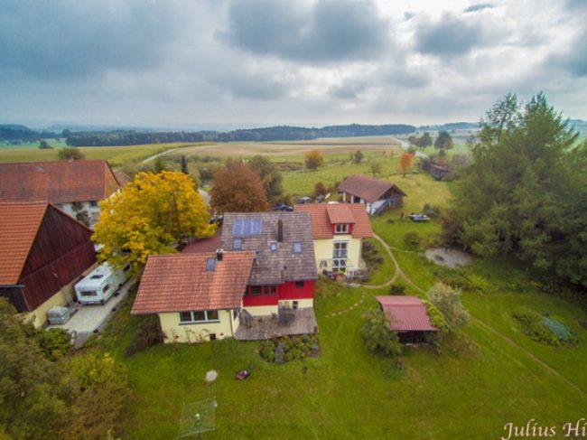 Ferienwohnung auf dem Schlosserhof