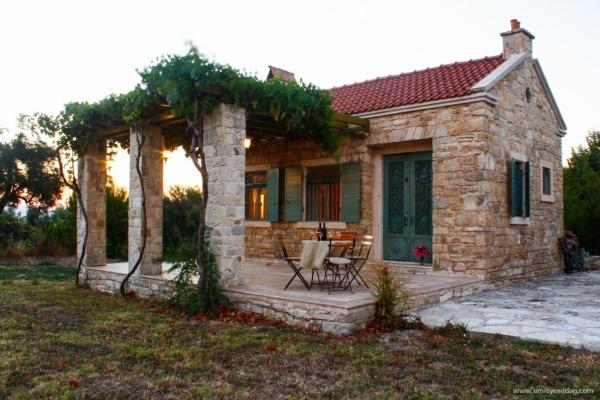 Ferienhaus bei Urla