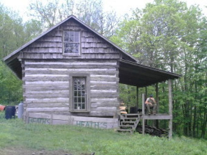 The Cabins at Sandy Mush Bald