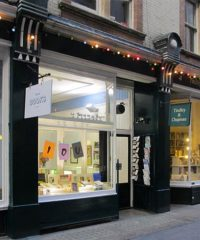 Tenderbooks and Cecil Court
